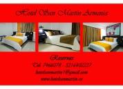 Hotel san martÍn armenia /// habitaciones