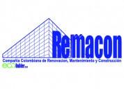 Tejados cubiertas azoteas mantenimiento remacon