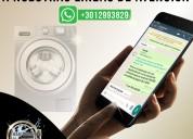 Mantenimiento y reparación de lavadoras en medellí