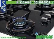 Reparación y mantenimiento de gasodomesticos