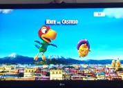 Televisor led smart tv, 43 pulgadas