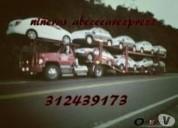 Logistica de transporte de maquina pesada y livian
