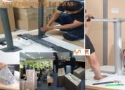 Re-ubicaciones y traslados de oficinas modulares
