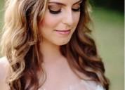 Maquillaje y peinado novia matrimonio bogota