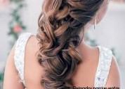 Peinado novias quinceaÑeras grados bogota