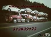 Transportadora colombia niñeras gruas camabajas
