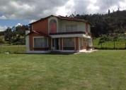 Casa campestre en venta en paipa vereda mirabal 4 dormitorios 650 m2
