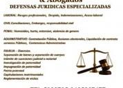 Abogados asesorÍas jurÍdicas