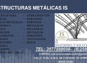 Estructuras metalicas, soldadura