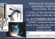 Servicio de estructura metalica