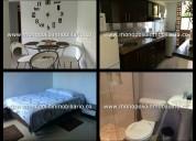 Rento apartamento amoblado en calasanz