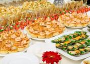Curso de cocina para eventos