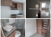 apartamento en arriendo - viviendas del sur itagÜ