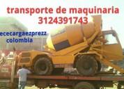 Transportamos excavadoras retros pajaritas tanques