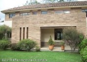 casa en venta en la balsa chia 3 dormitorios 240 m2