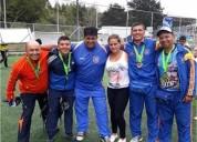 Futbol atletismo boxeo fuerza funcional en popayán
