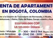 apartamento en venta en bogotÁ