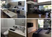 apartamento duplex en venta -el poblado cod: 11953