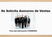 Asesor Comercial Unicentro De Occidente en Bogotá