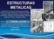 Soluciones metálicas y fabricación.