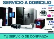 Reparacion de lavadoras secadoras a domicilio