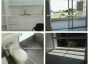 apartamento en venta - el poblado cod: 10555*