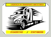 Transporte carga pesada y liviana