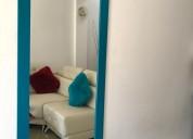 Espejo marco mdf color turquesa sin decoraciÓn