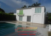 Cc918 linda casa con piscina para 8 personas