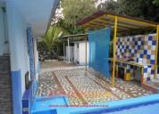 Cc921 casa con piscina para 10 personas