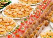 Curso de cocina para eventos y fiestas especiales