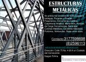 Brindamos soluciones integrales en estructuras