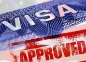 Asesoría y trámite para visa americana/colombiana/