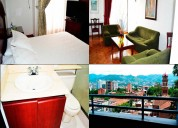 Alquiler apartamentos amoblados código 3072