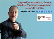 Terapia hipnosis control ansiedad villavicencio