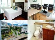 Alquiler apartamentos amoblados cod.3111