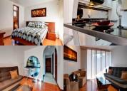 Alquiler apartamentos amoblados en cod.3175