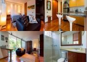Alquiler apartamentos amoblados en cod.3189