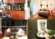 Alquiler apartamentos amoblados en cod.3199