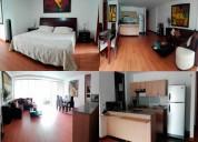 Alquiler apartamentos amoblados cod.3277