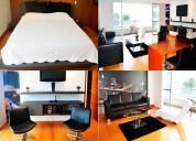 Alquiler apartamentos amoblados cod.3291