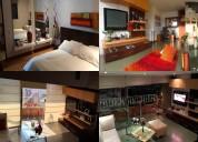 Alquiler apartamentos amoblados cod.3322