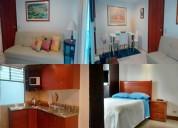 Alquiler apartamentos amoblados cod.3346