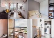 Alquiler apartamentos amoblados cod.3358