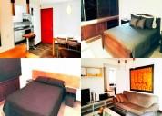 Alquiler apartamentos amoblados cod.3397