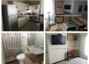 Apartamento amoblado para la renta en envigado