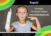 Atención prioritaria de accidentes escolares