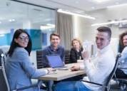 Convocatoria de trabajo con horarios flexibles