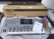 En venta yamaha tyros 5 teclado $1000