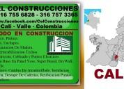 ⭐ cali, maestro construccion, electricista, plomer